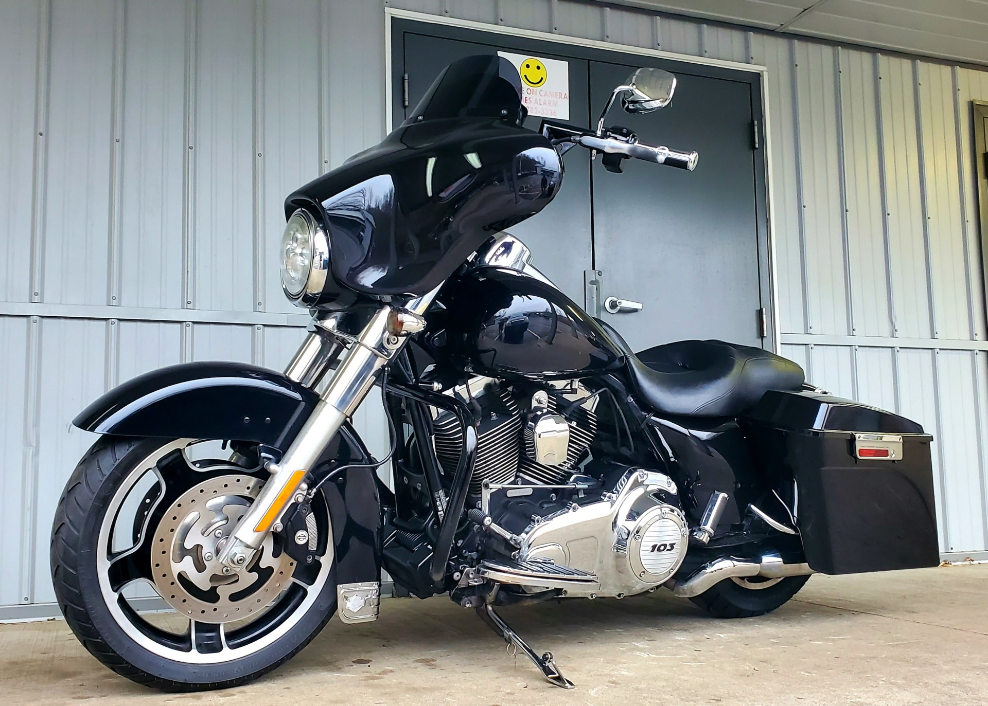 2013 Harley-Davidson Street Glide® in Athens, Ohio - Photo 2
