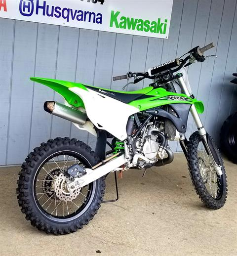 2016 Kawasaki KX100 in Athens, Ohio - Photo 2