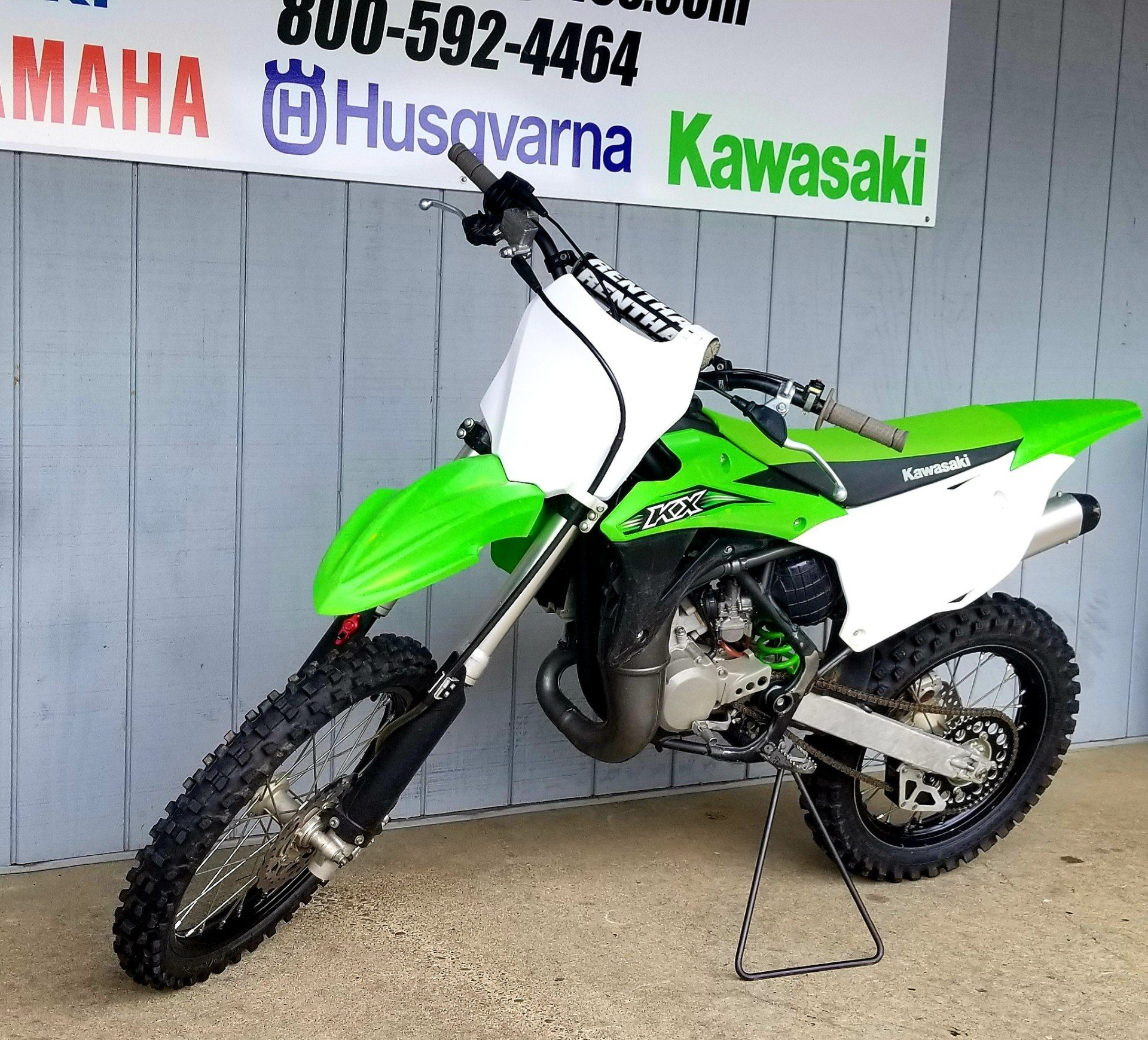 2016 Kawasaki KX100 in Athens, Ohio - Photo 5