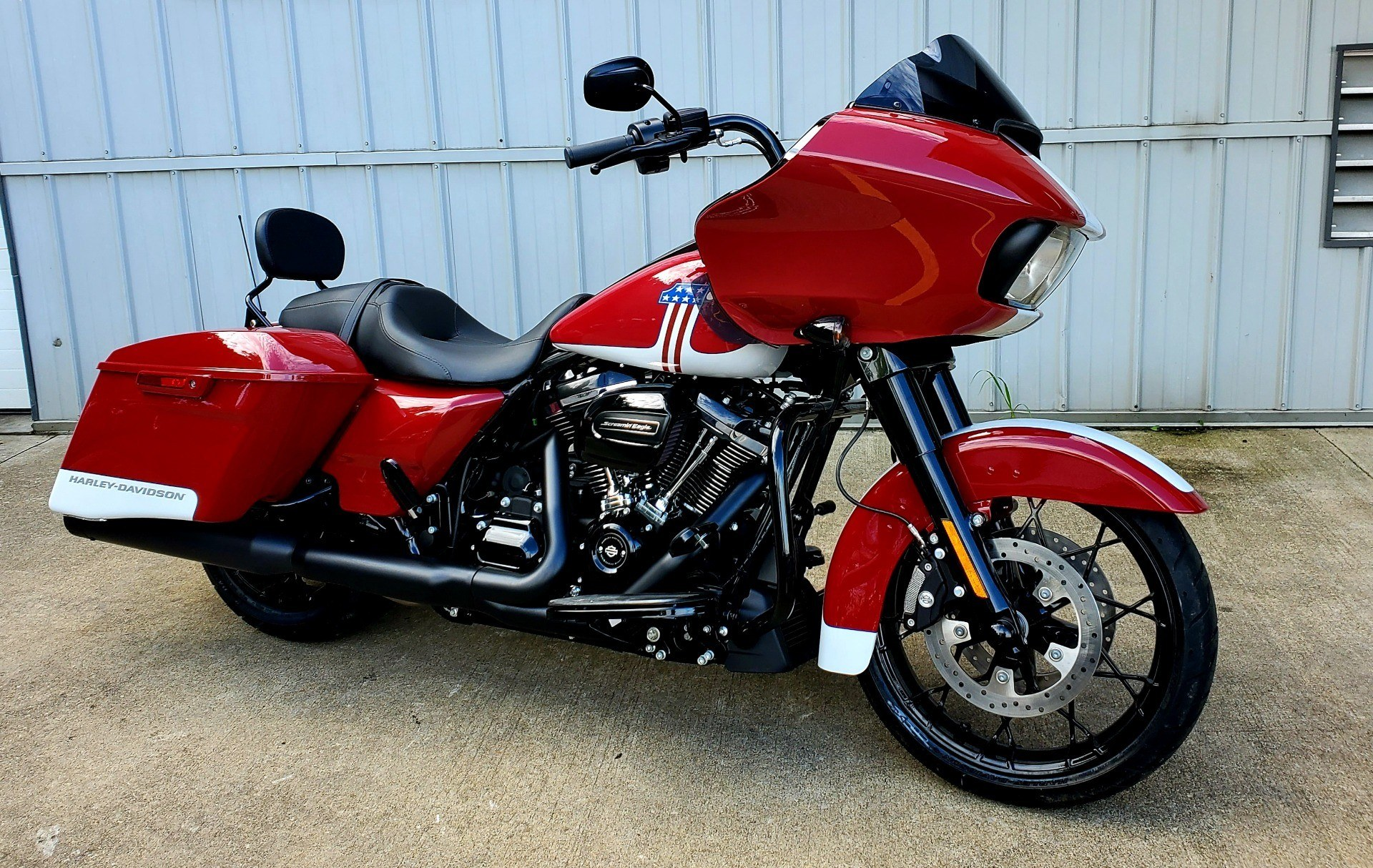 2020 Harley Davidson Road Glide Special Motorcycles Athens Ohio N A