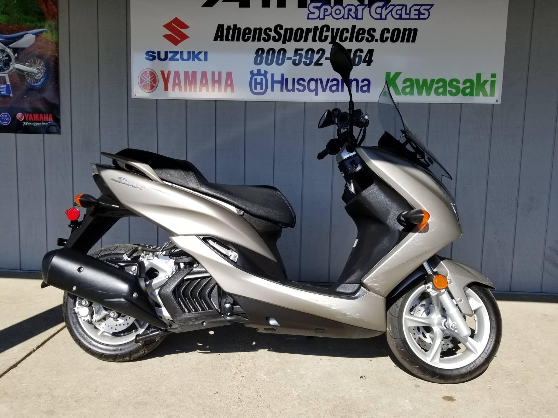 2015 Yamaha SMAX 1