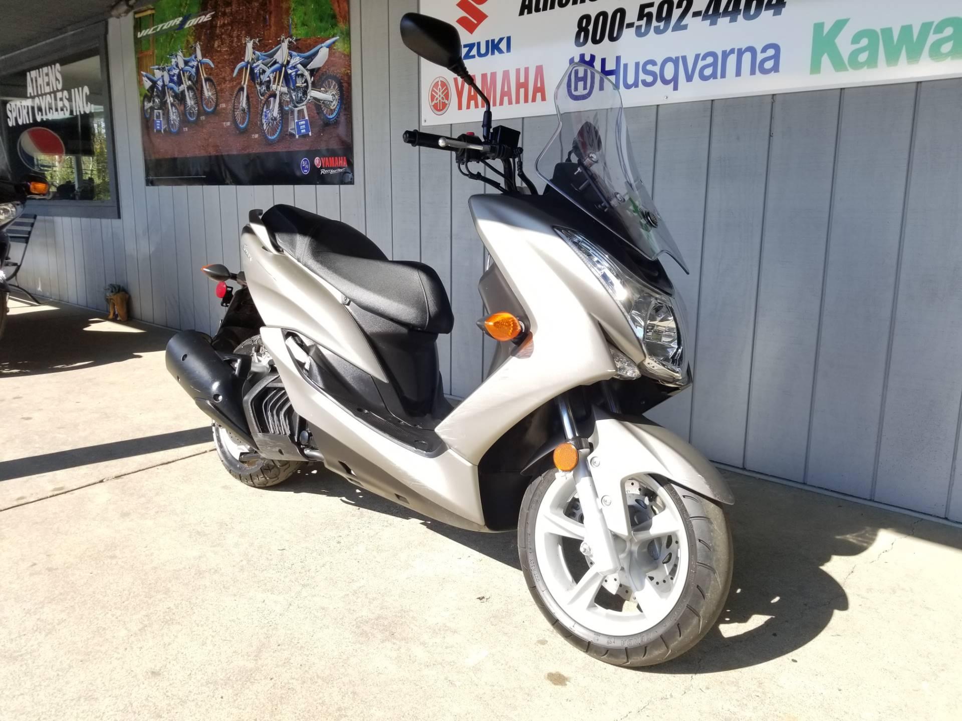2015 Yamaha SMAX 3