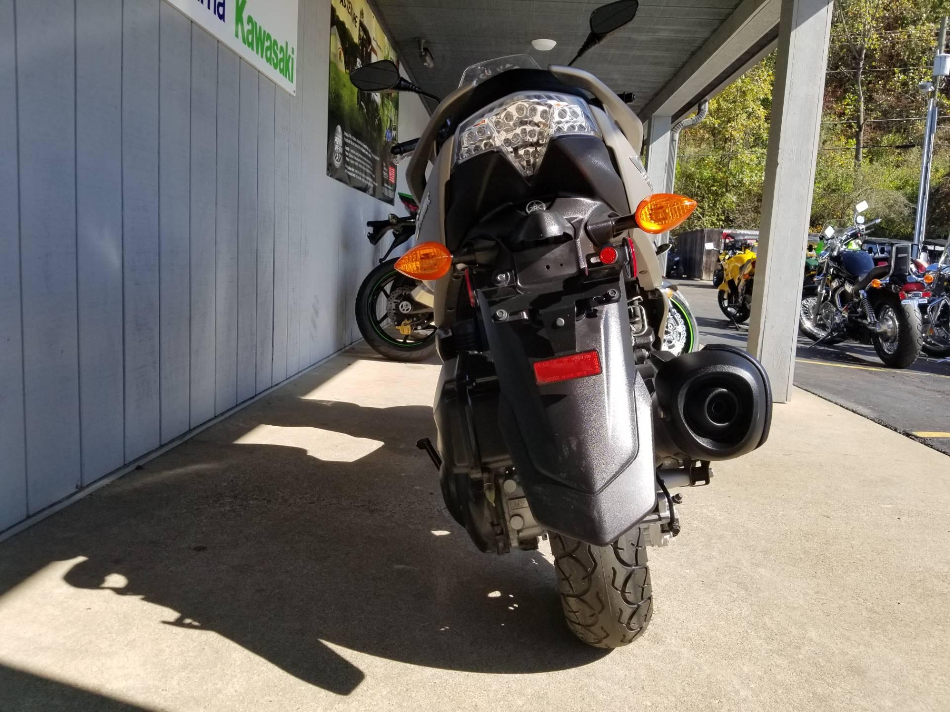 2015 Yamaha SMAX 4