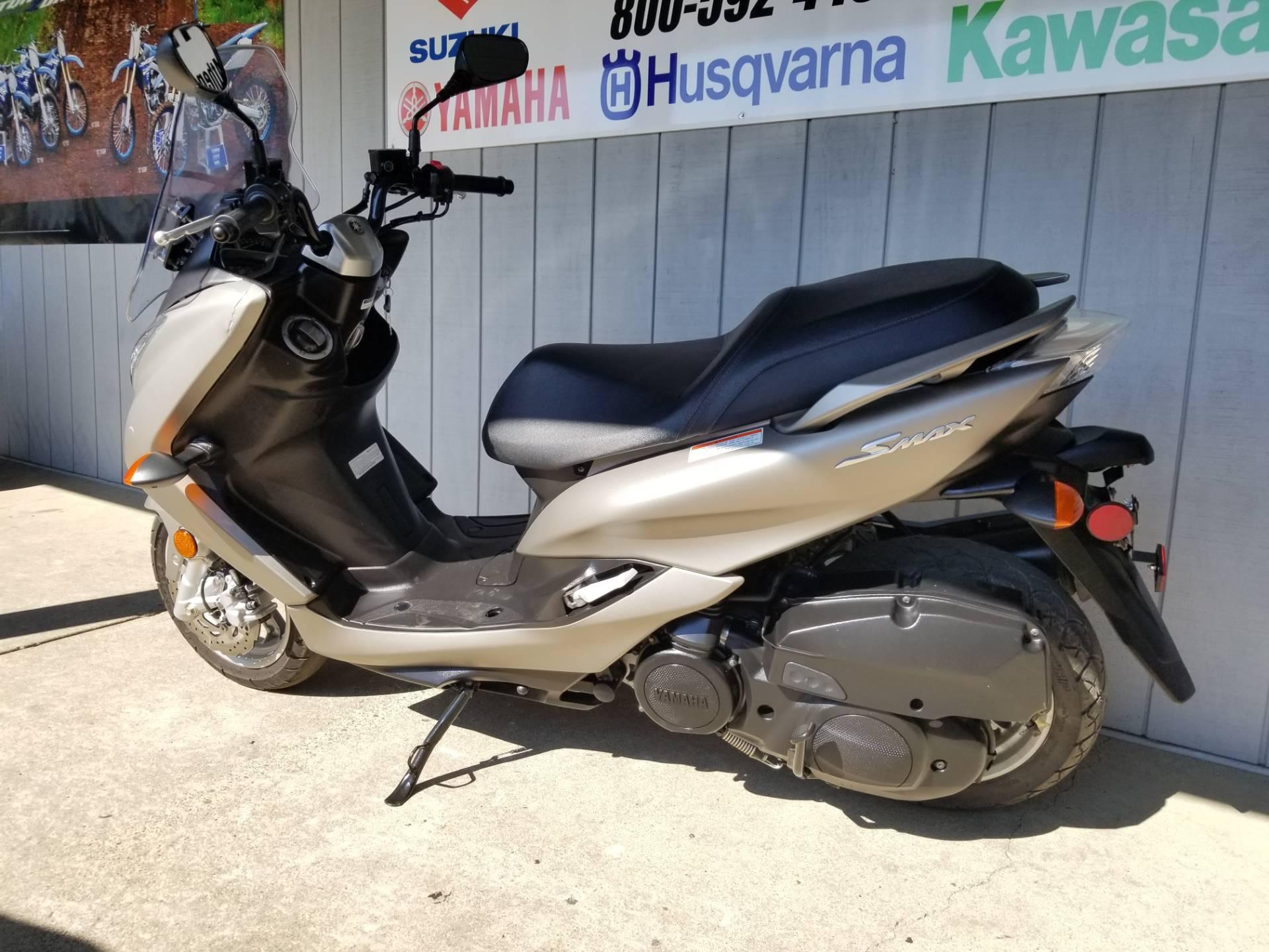 2015 Yamaha SMAX 8