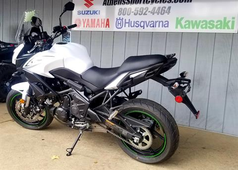 2018 Kawasaki Versys 650 ABS in Athens, Ohio - Photo 6