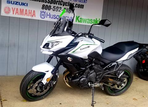2018 Kawasaki Versys 650 ABS in Athens, Ohio - Photo 5