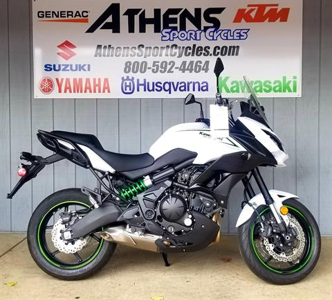 2018 Kawasaki Versys 650 ABS in Athens, Ohio - Photo 1