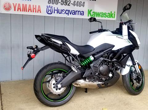 2018 Kawasaki Versys 650 ABS in Athens, Ohio - Photo 3