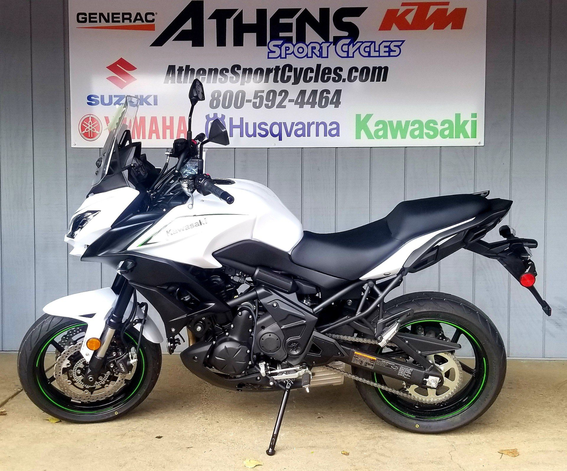 2018 Kawasaki Versys 650 ABS in Athens, Ohio - Photo 4