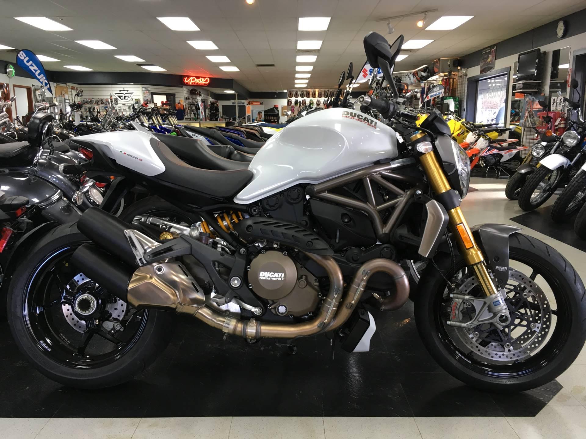 2015 Monster 1200 S