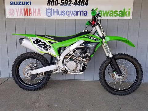 2016 Kawasaki KX450F in Athens, Ohio