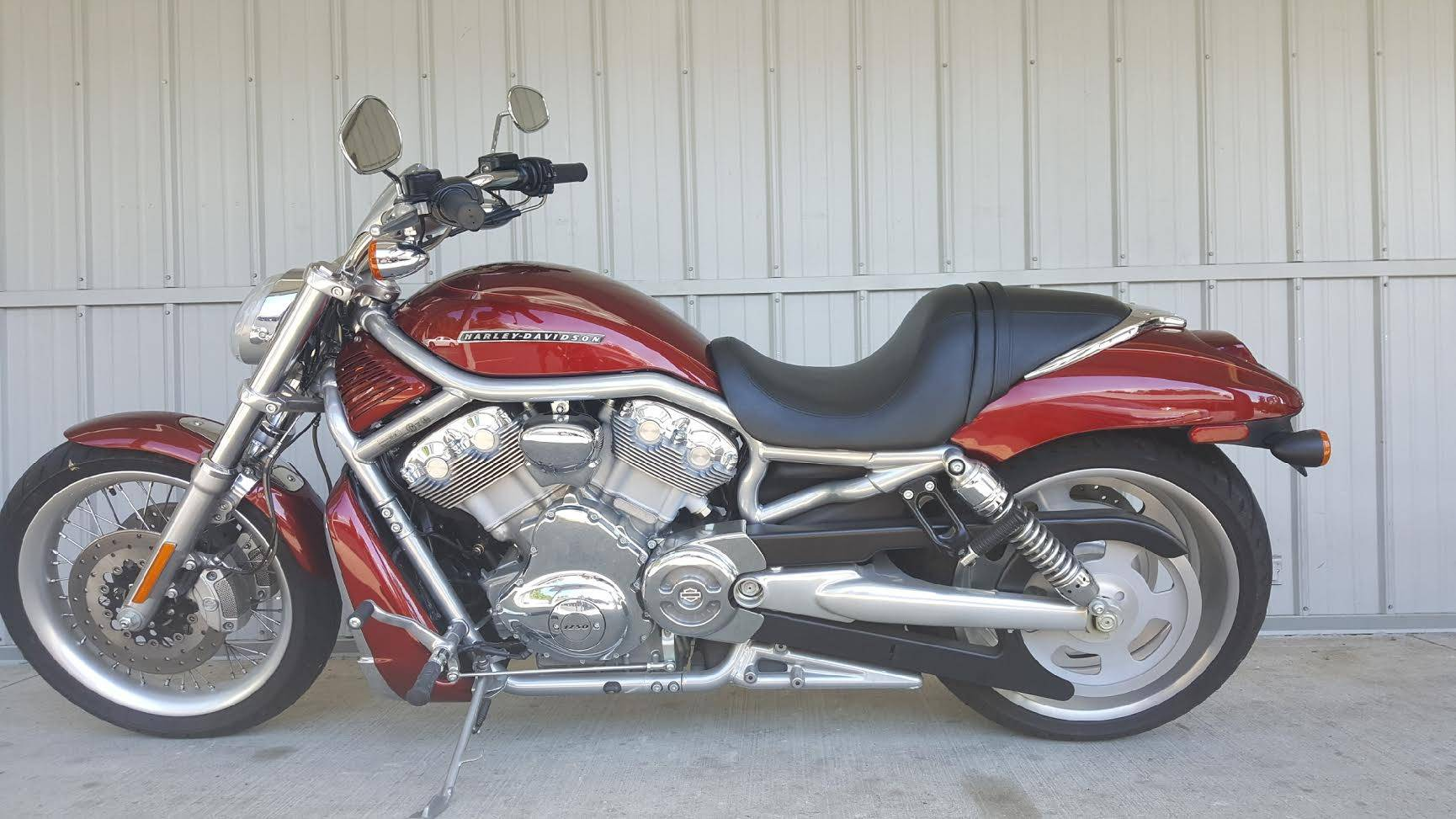 2009 V-Rod