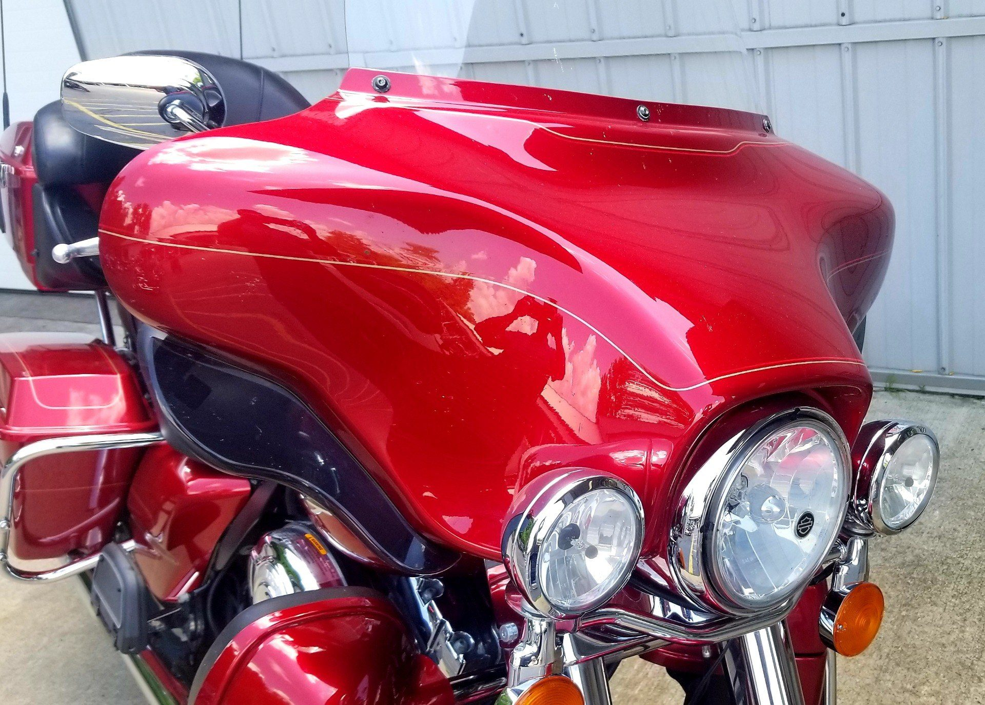 2013 Harley-Davidson Ultra Classic® Electra Glide® in Athens, Ohio