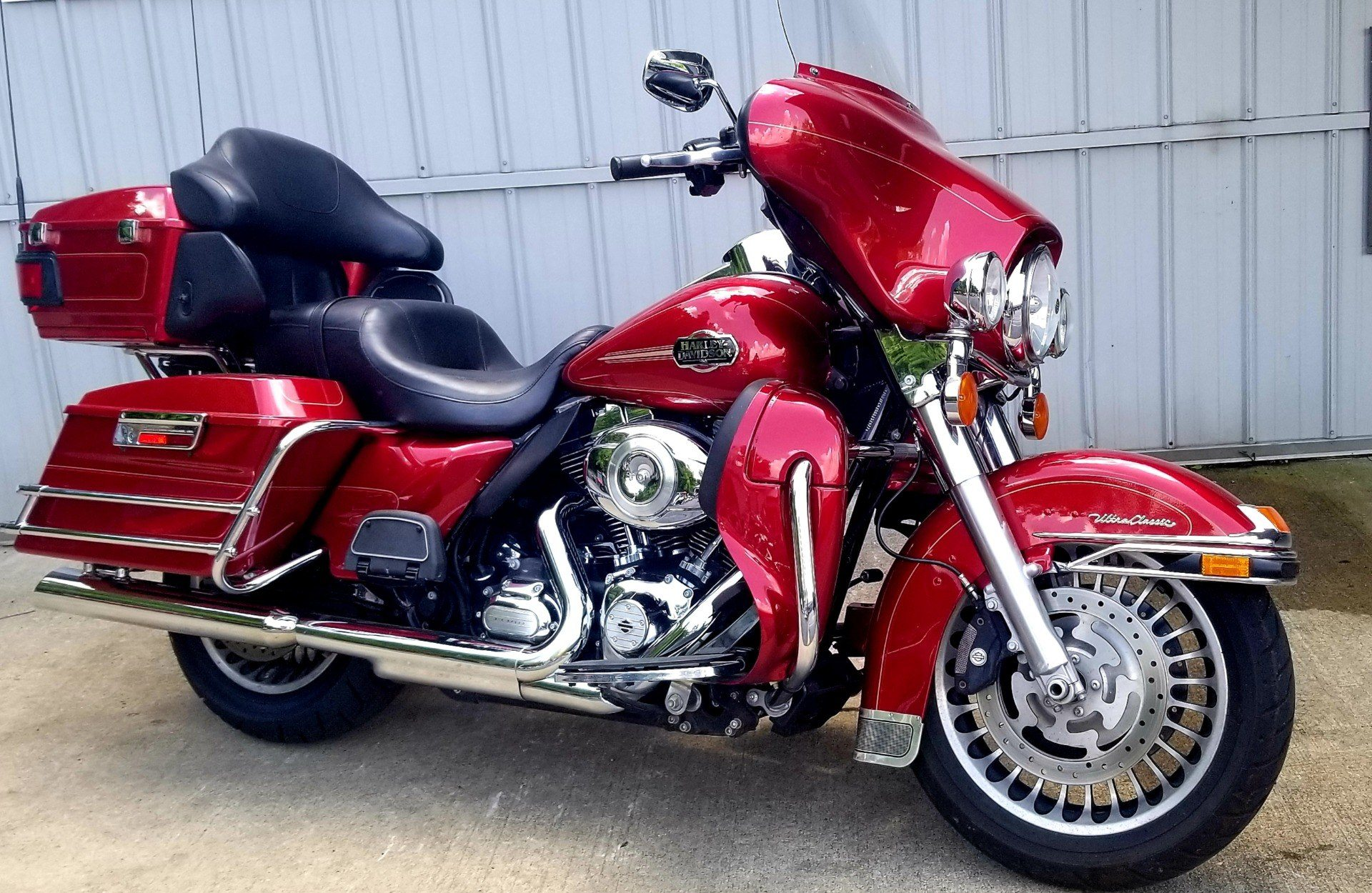 Classic Harley Davidson >> 2013 Harley Davidson Ultra Classic Electra Glide In Athens Ohio