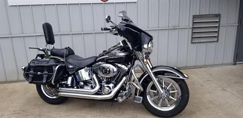 2003 Harley-Davidson FLSTC/FLSTCI Heritage Softail® Classic in Athens, Ohio