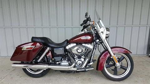 2015 Harley-Davidson Switchback™ in Athens, Ohio
