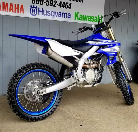 2019 Yamaha YZ250F in Athens, Ohio - Photo 2
