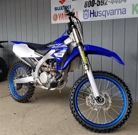 2019 Yamaha YZ250F in Athens, Ohio - Photo 3