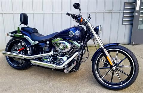 2013 Harley-Davidson Softail® Breakout® in Athens, Ohio