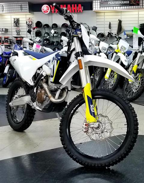 2018 Husqvarna FE 350 in Athens, Ohio
