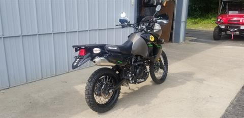 2015 Kawasaki KLR™650 in Athens, Ohio