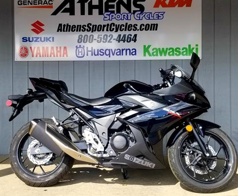 2018 Suzuki GSX250R in Athens, Ohio - Photo 1