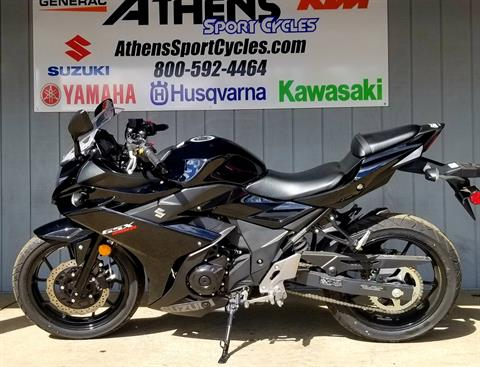 2018 Suzuki GSX250R in Athens, Ohio - Photo 4