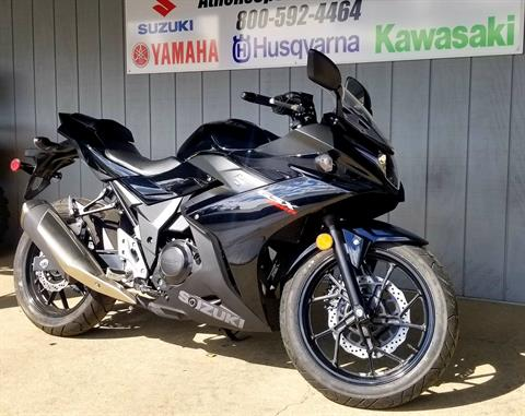 2018 Suzuki GSX250R in Athens, Ohio - Photo 2