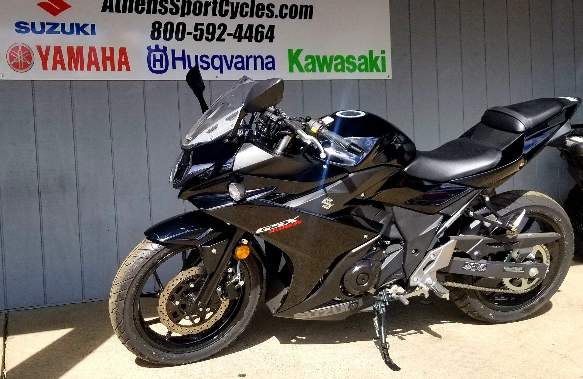 2018 Suzuki GSX250R in Athens, Ohio - Photo 6