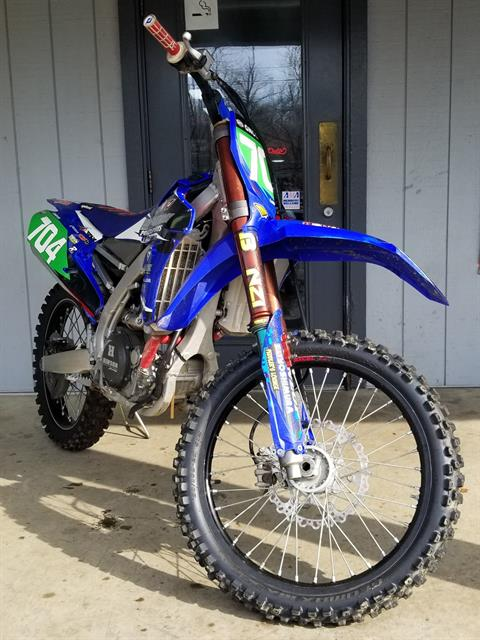 2016 Yamaha YZ450F in Athens, Ohio