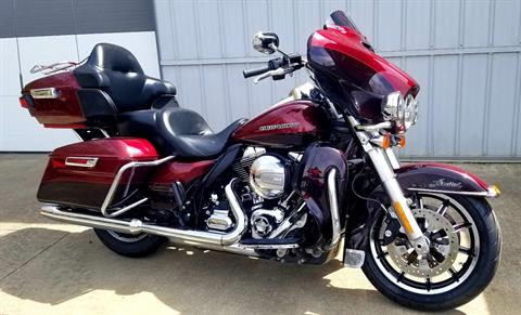 2015 Harley-Davidson Ultra Limited Low in Athens, Ohio