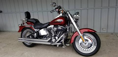 2009 Harley-Davidson Softail® Fat Boy® in Athens, Ohio