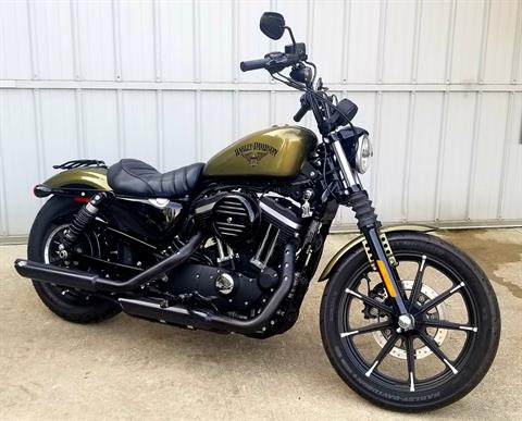 2016 Harley-Davidson Iron 883™ in Athens, Ohio