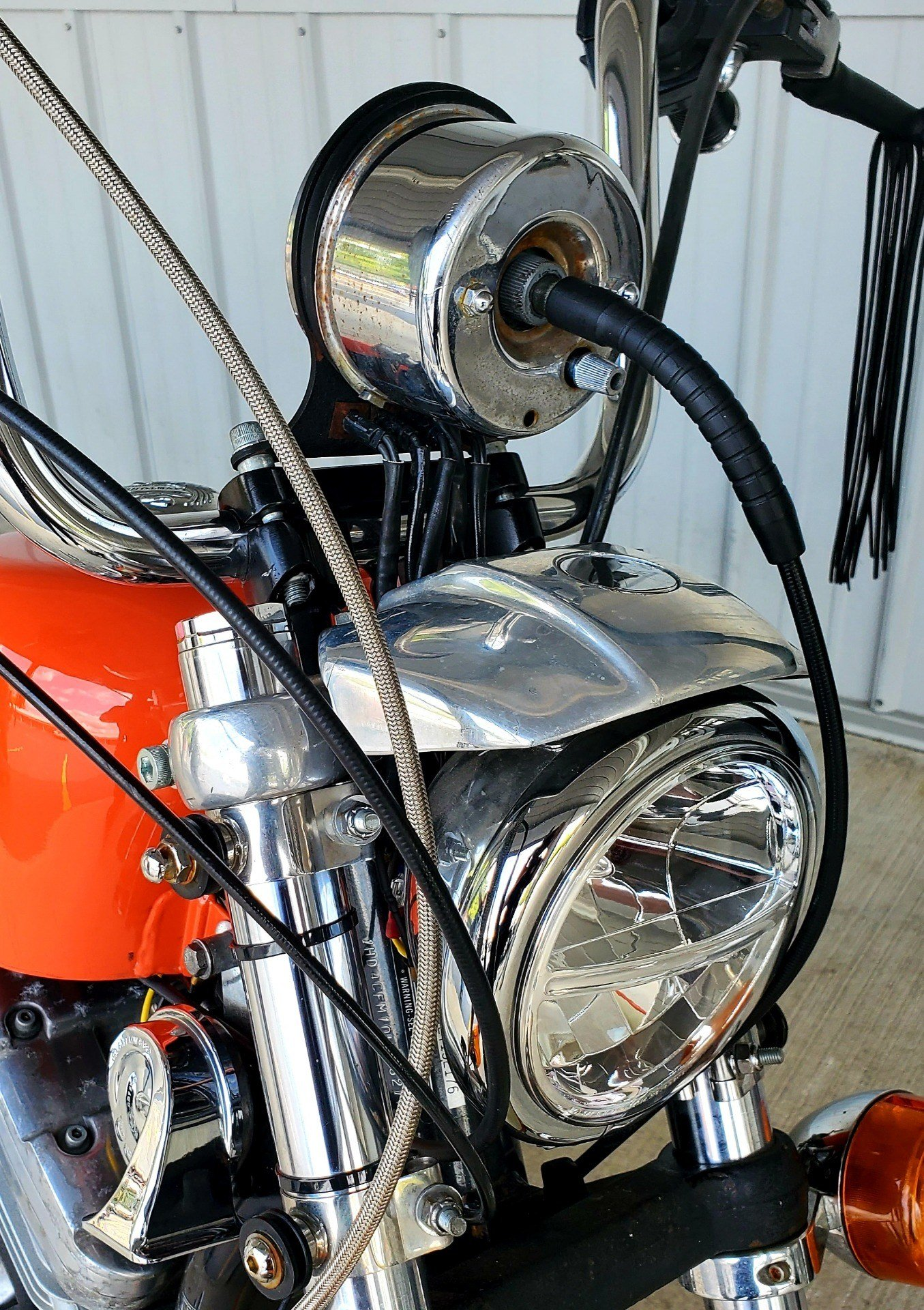 1990 Harley-Davidson 883 DELUXE in Athens, Ohio - Photo 7