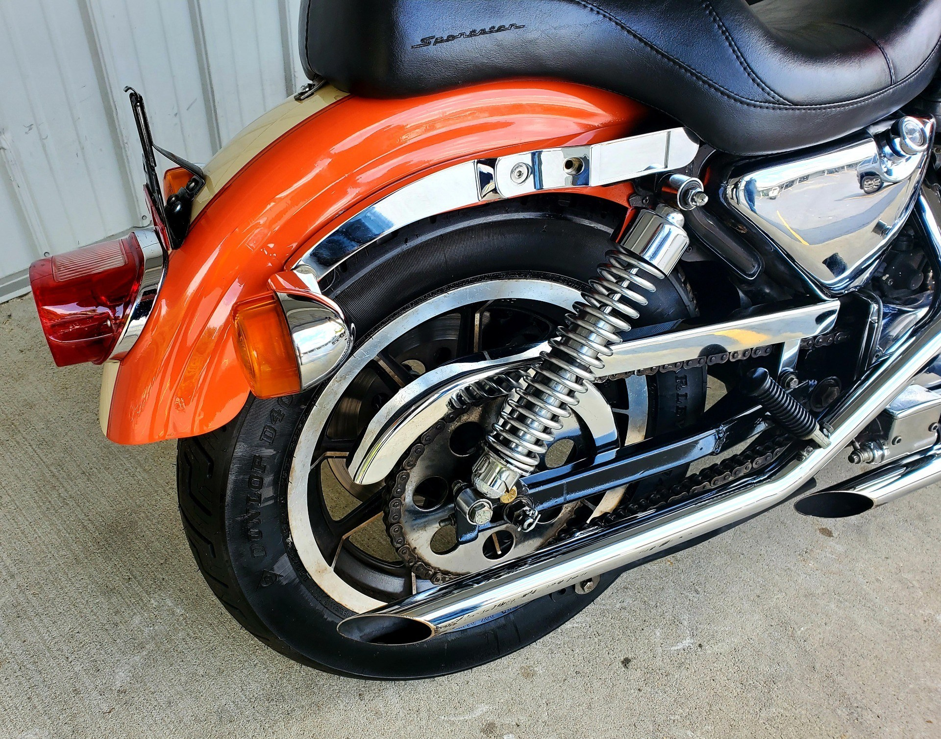 1990 Harley-Davidson 883 DELUXE in Athens, Ohio - Photo 9