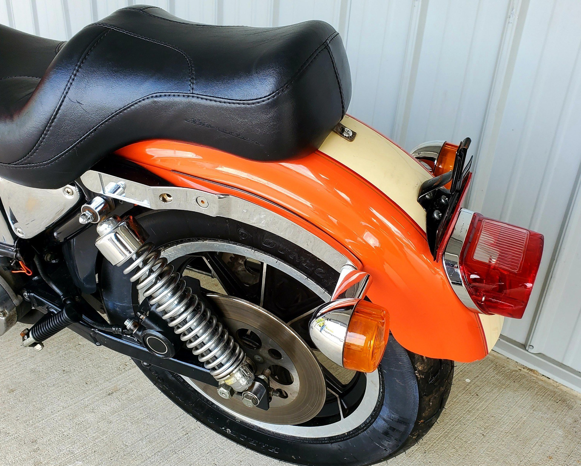 1990 Harley-Davidson 883 DELUXE in Athens, Ohio - Photo 10