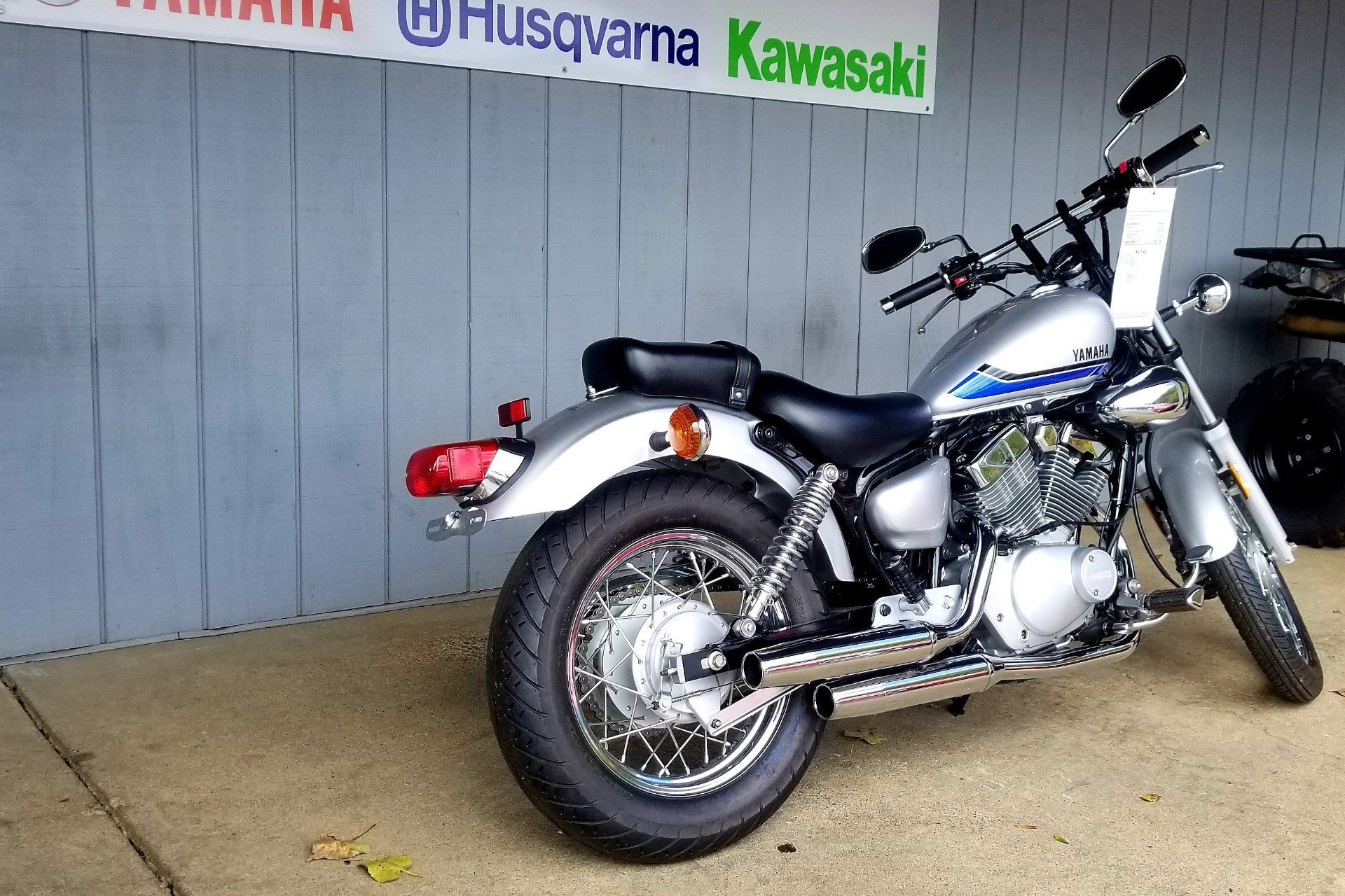 2019 Yamaha V Star 250 in Athens, Ohio - Photo 3