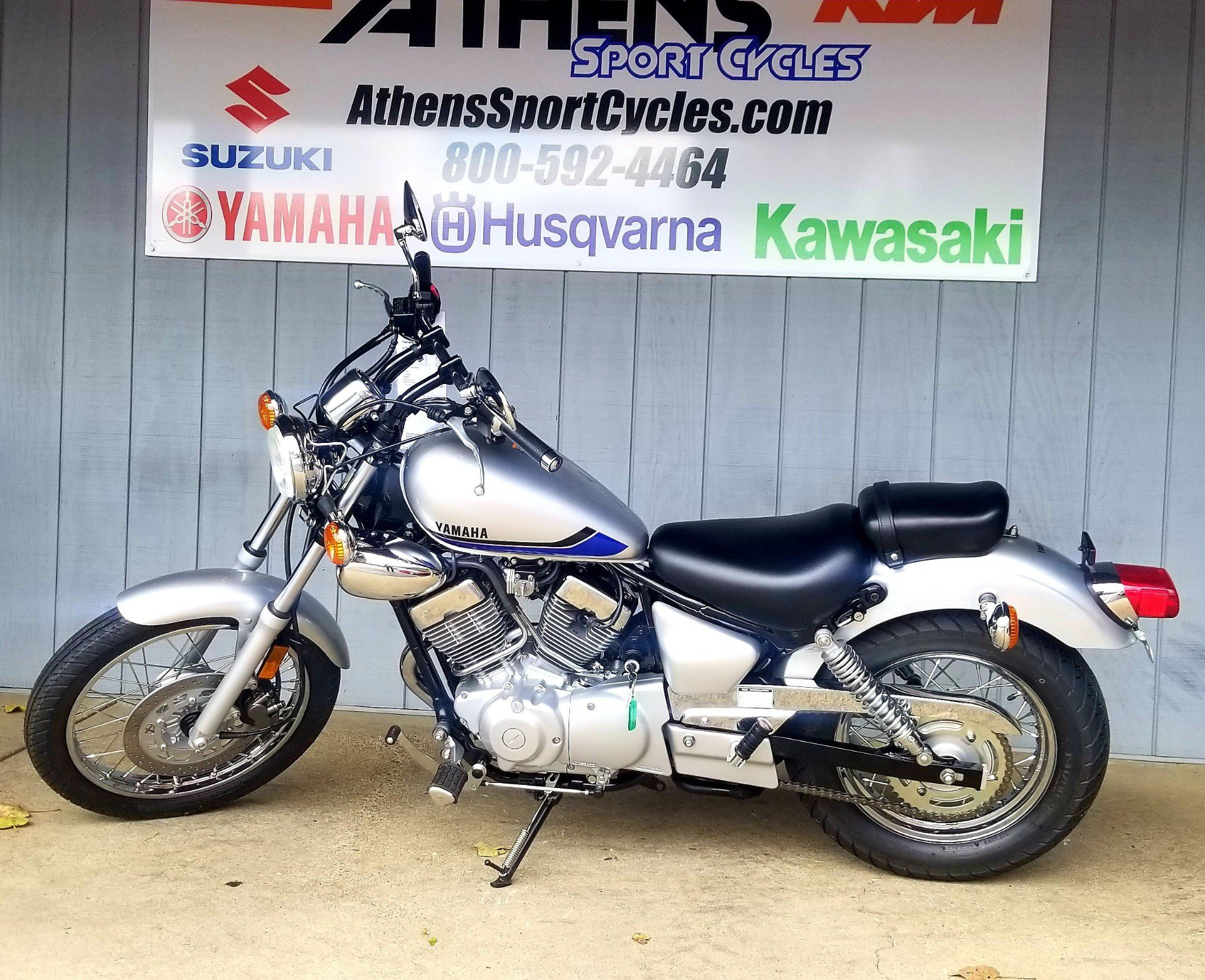 2019 Yamaha V Star 250 in Athens, Ohio - Photo 4