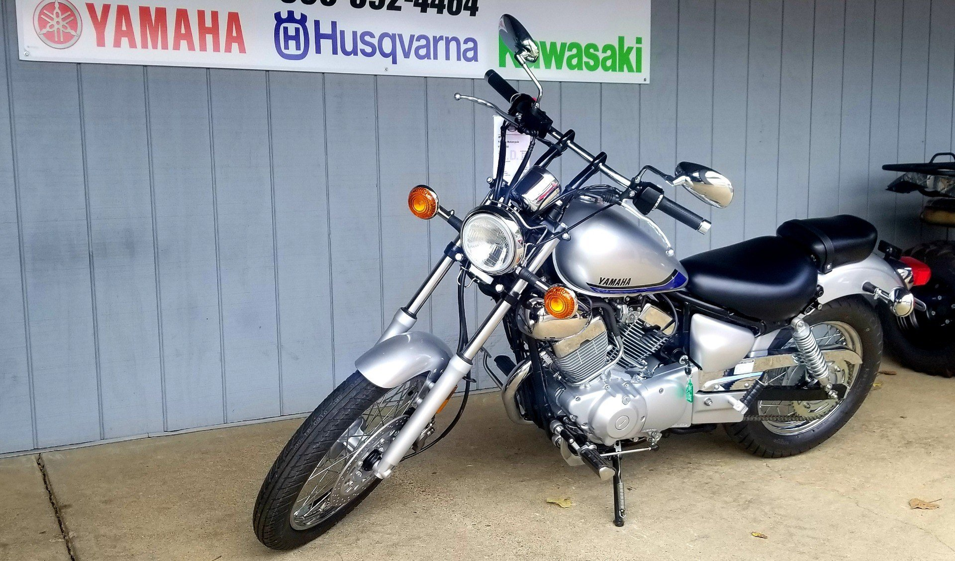 2019 Yamaha V Star 250 in Athens, Ohio - Photo 6
