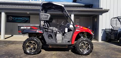 2014 Arctic Cat Prowler® 1000 XTZ™ EPS in Athens, Ohio