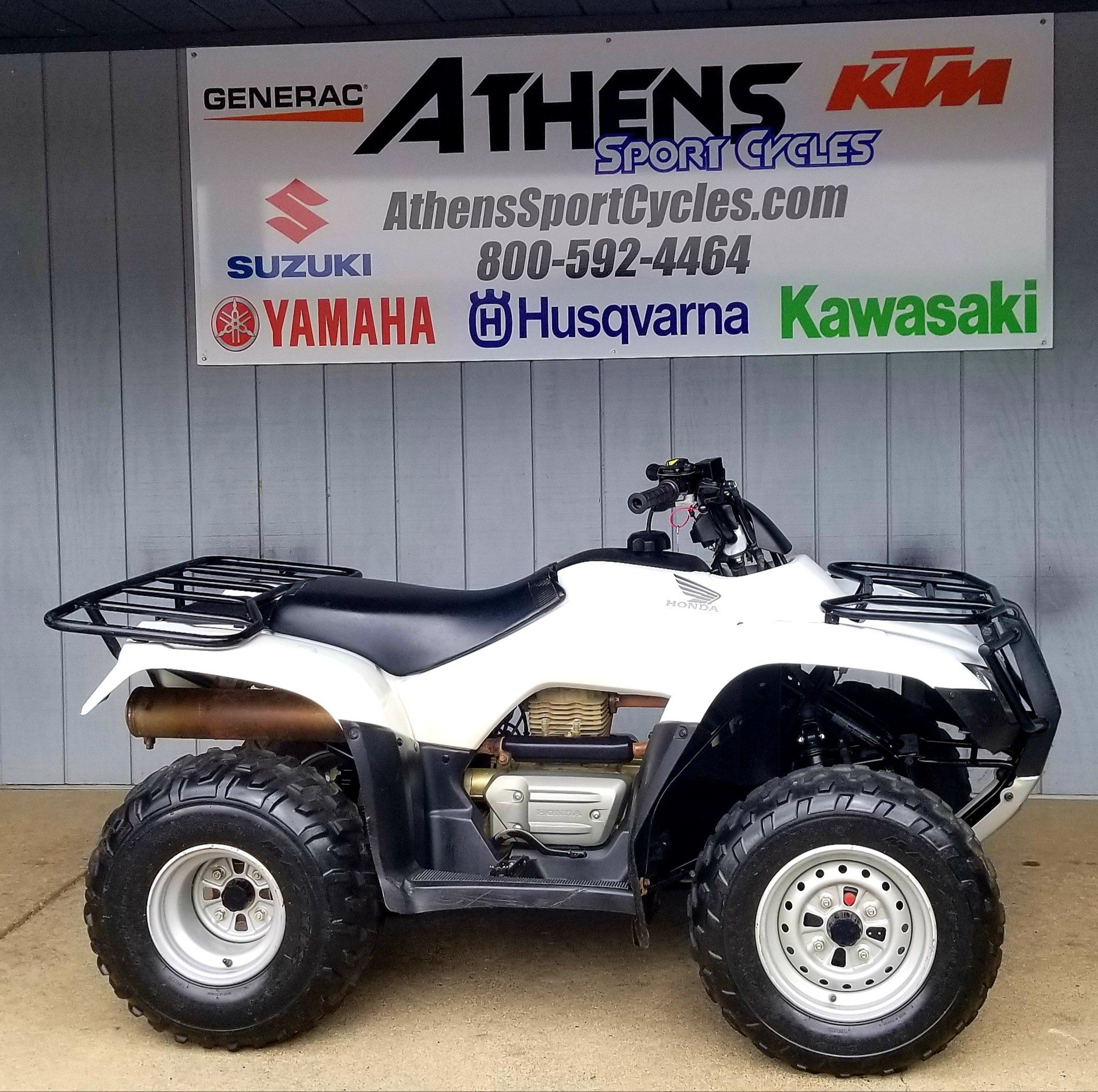 2009 Honda FourTrax® Recon® ES in Athens, Ohio - Photo 1