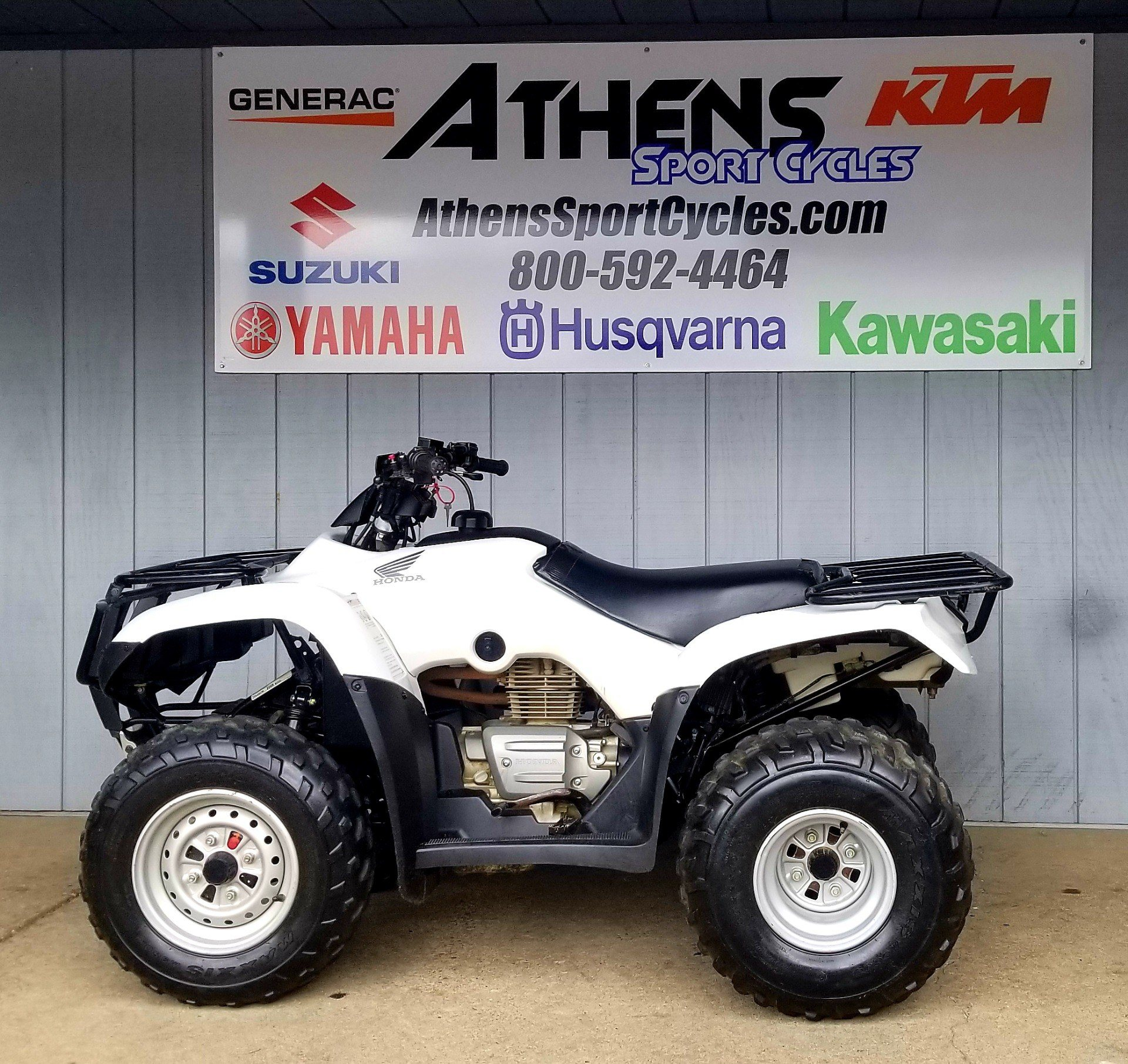 2009 Honda FourTrax® Recon® ES in Athens, Ohio - Photo 4