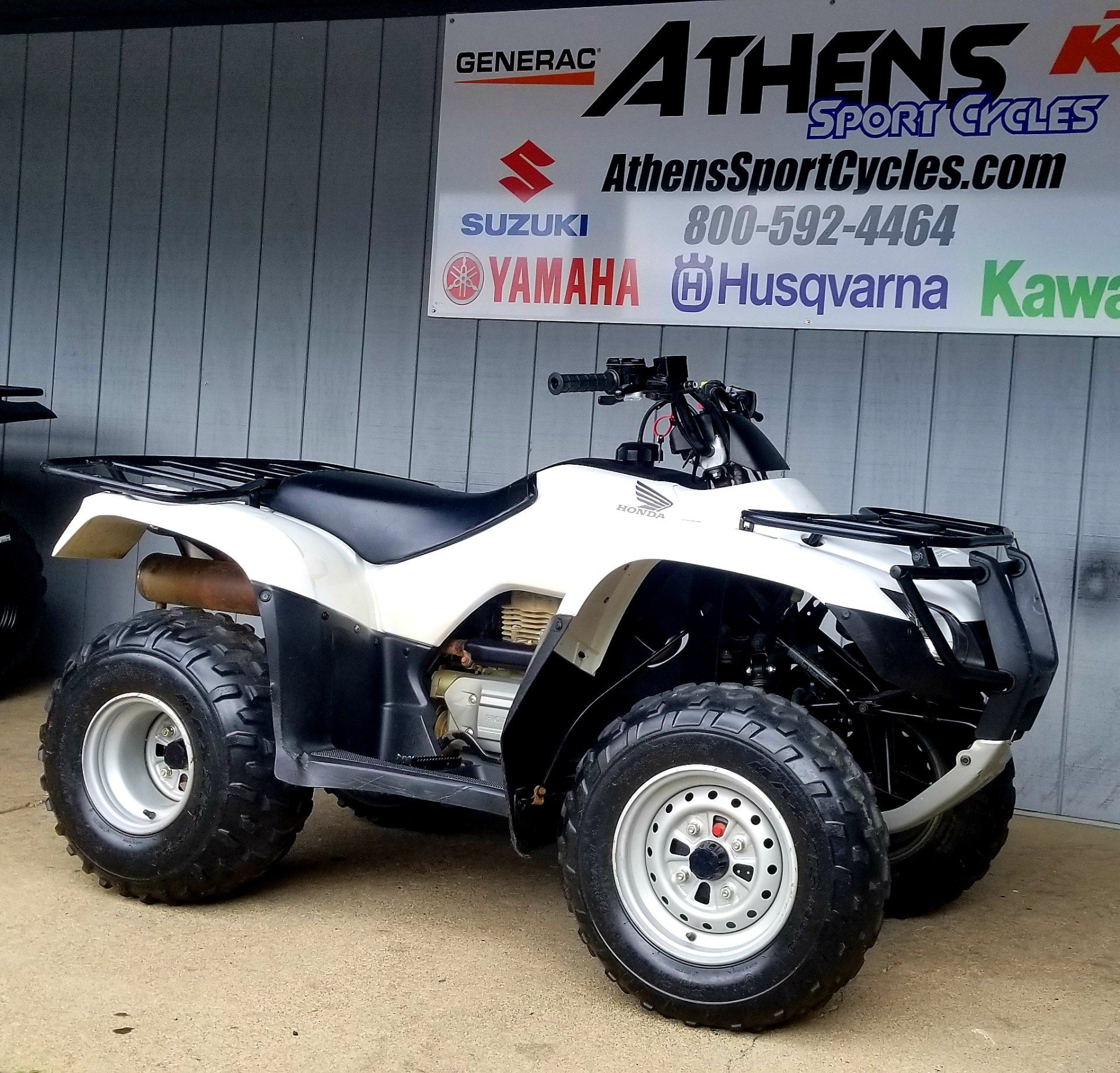2009 Honda FourTrax® Recon® ES in Athens, Ohio - Photo 3
