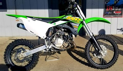 2019 Kawasaki KX 85 in Athens, Ohio - Photo 1