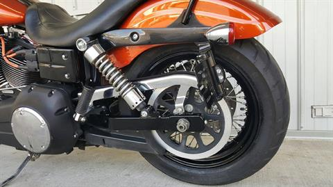 2011 Harley-Davidson Dyna® Wide Glide® in Athens, Ohio