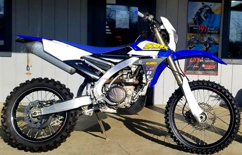 2017 Yamaha WR450F in Athens, Ohio