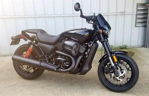 2017 Harley-Davidson Street Rod® in Athens, Ohio - Photo 1