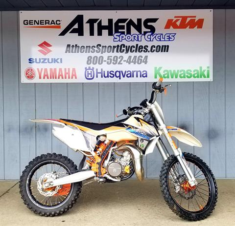 2017 KTM 85 SX 17/14 in Athens, Ohio - Photo 1