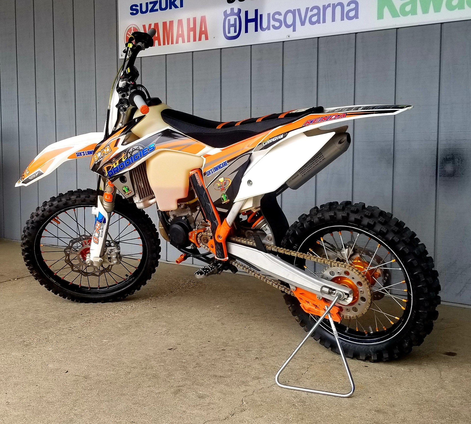 2017 KTM 85 SX 17/14 in Athens, Ohio - Photo 4