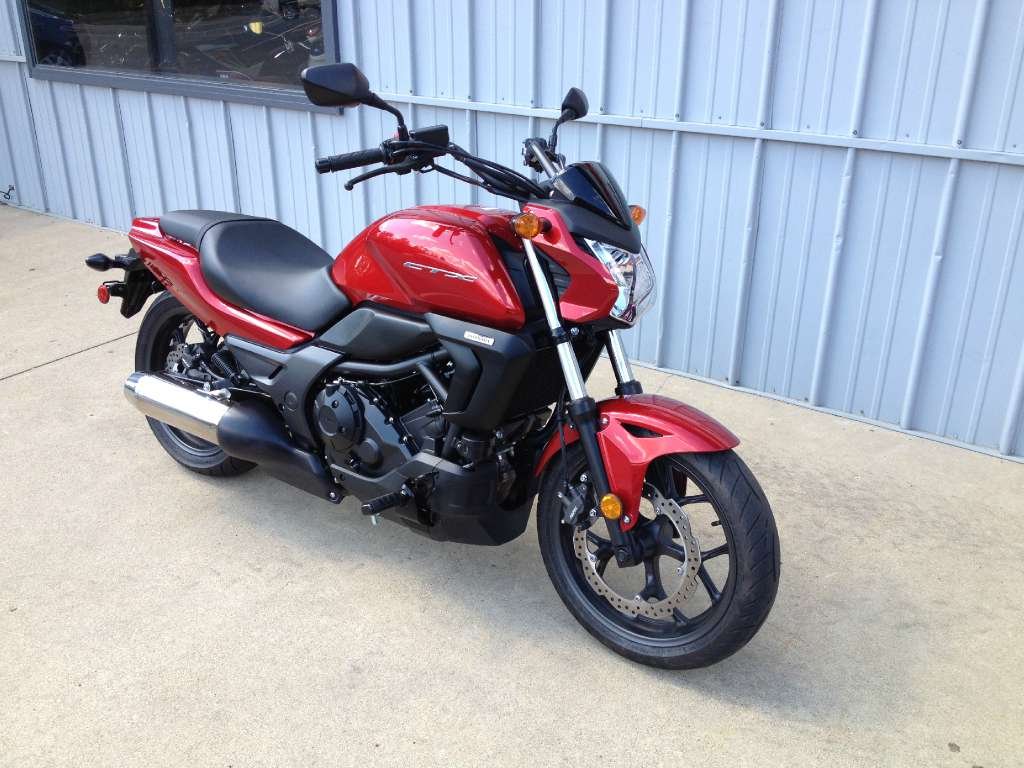 2014 Honda CTX®700 in Athens, Ohio